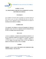 Reglamento Torneo Copa 2018-2019